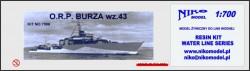 O.R.P. BURZA wz.43