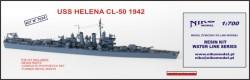 USS HELENA CL-50 1942