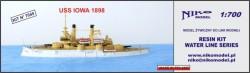 USS IOWA 1898