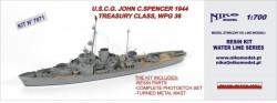 U.S.C.G. JOHN C.SPENCER 1944