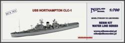 USS NORTHAMPTON CLC-1