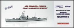 USS CROMWELL (DE1014)