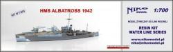 HMS Albatross 1942