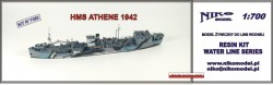 HMS ATHENE 1942