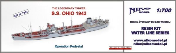 S.S. OHIO 1942