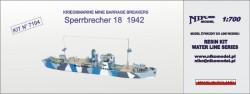 Sperrbrecher 18 - 1942