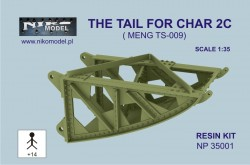 THE TAIL FOR CHAR 2C