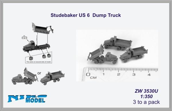 Studebaker US6  Dump Truck