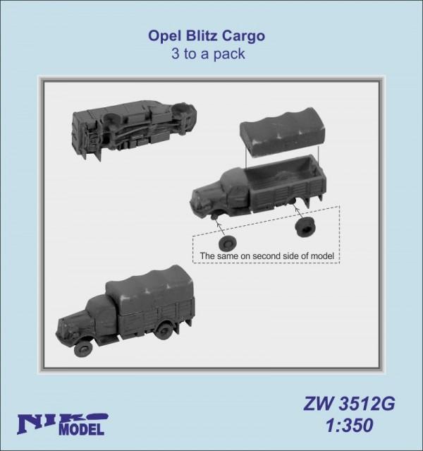 Opel Blitz Cargo