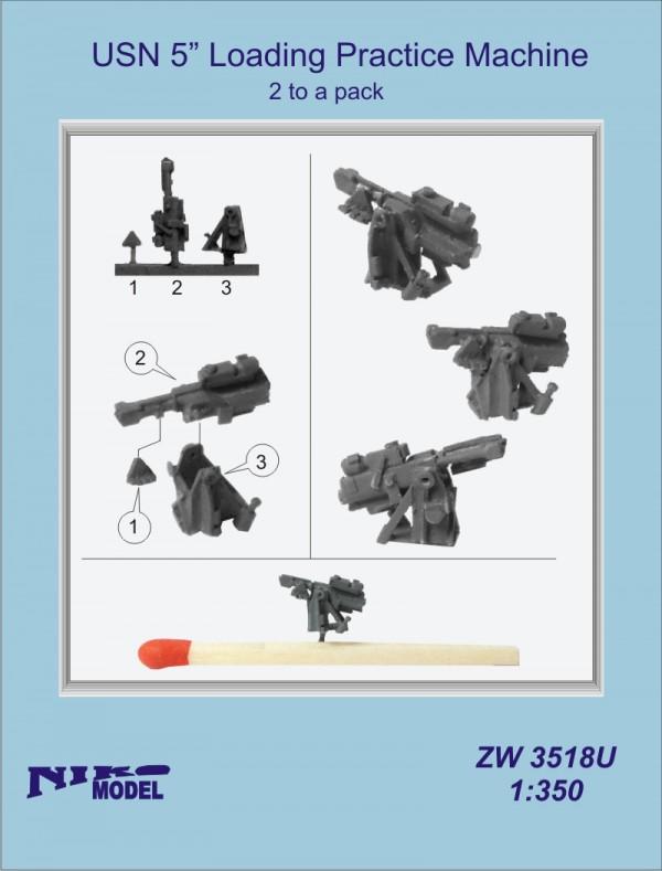 "USN 5"" Loading Practice Machine"