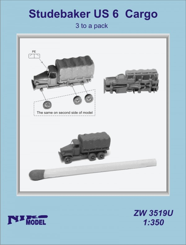 Studebaker US 6  Cargo