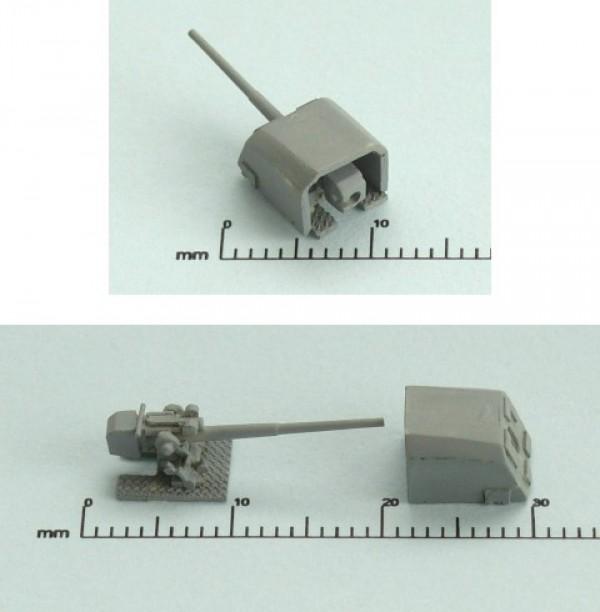 15cm Tbts KC/36 GUN