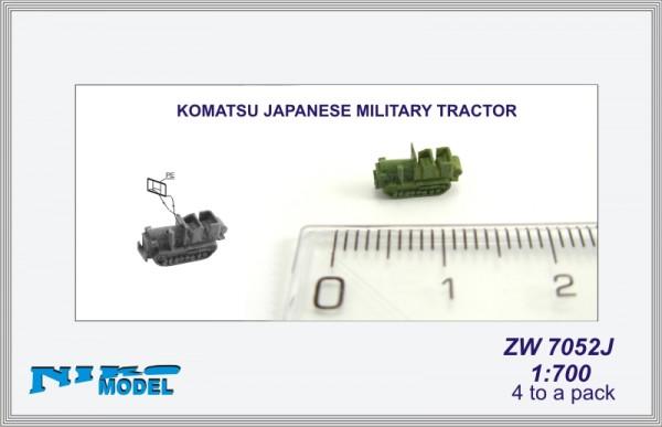 KOMATSU JAPANESE MILITARY TRACTOR
